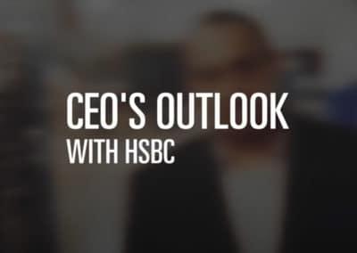 HSBC: CEO's Outlook with Riz Khan