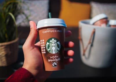 Starbucks: New Ramadan moments