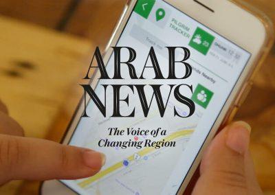 Arab News – Hajj App