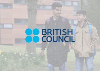 British Council – 'My Unique Experience'