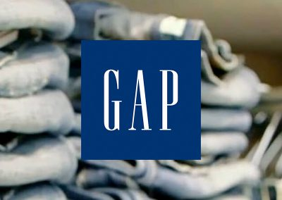 Gap – Recycle Your Blues