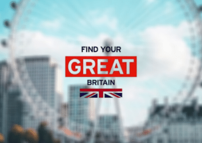 Helping the GCC find Great Britain digitally