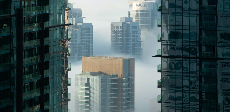 UAE business positivity peak