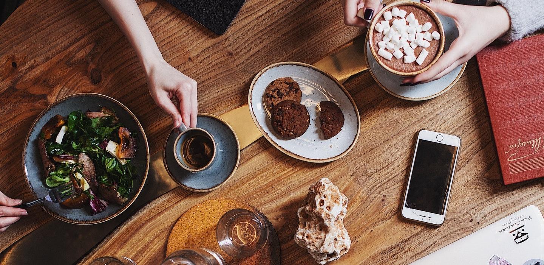 Instagram food content featured image